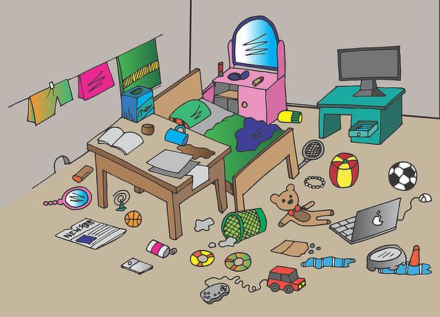 内覧時に部屋が汚い