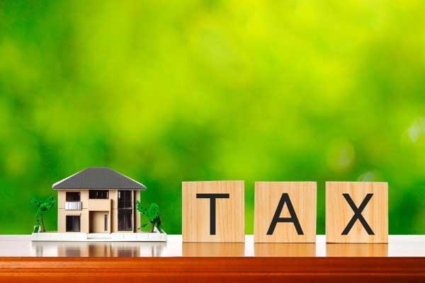住み替えで失敗しないための税金の基礎知識 住宅模型