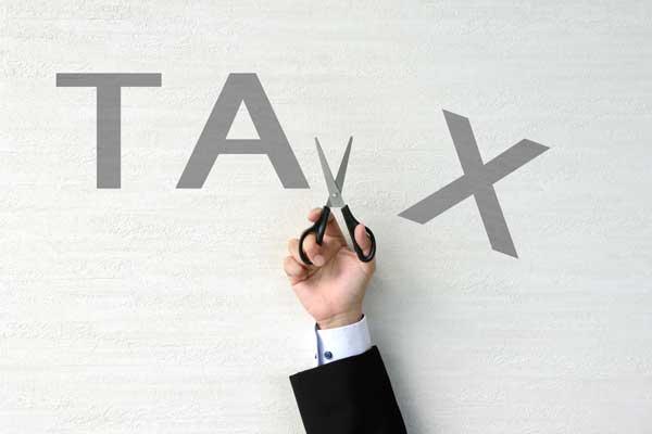 譲渡益が発生したときの税金対策 節税イメージ